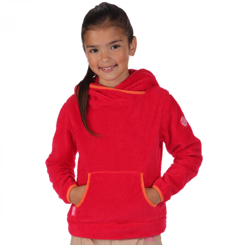 Girls Jafar Fleece Hoody Virtual Pink