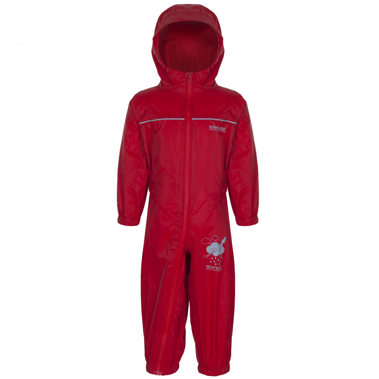 Puddle IV Rainsuit Pepper