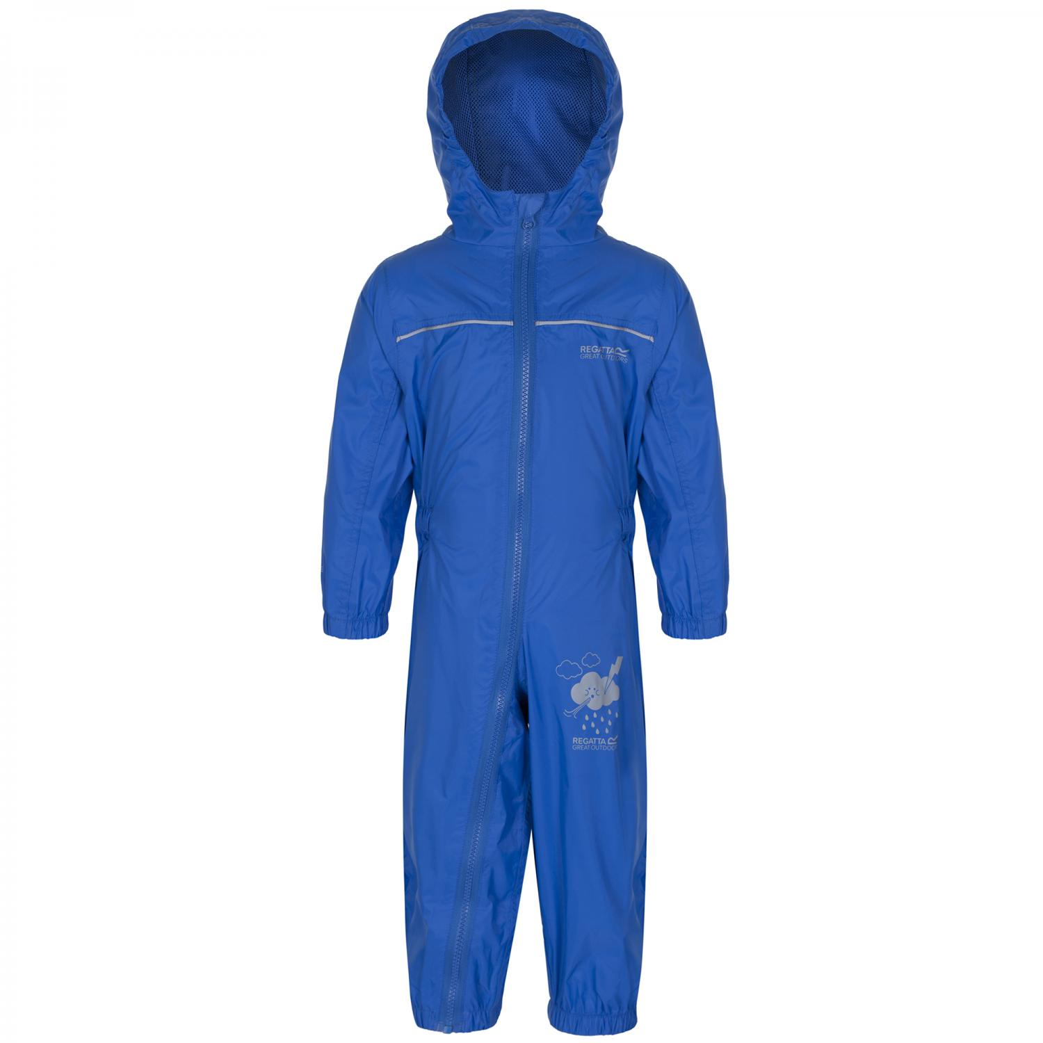 Puddle IV Rainsuit Oxford Blue