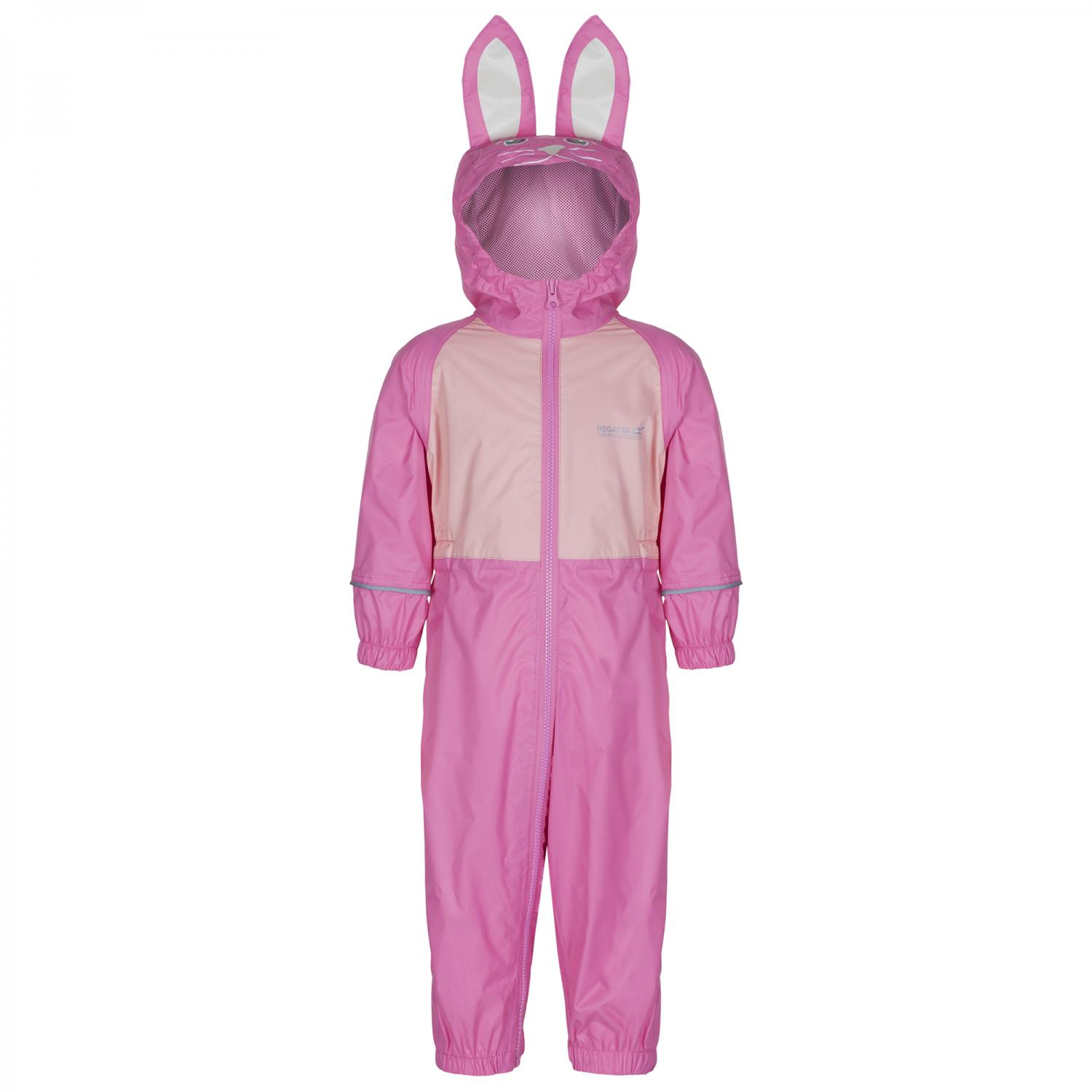 Charco Rainsuit Pretty Pink