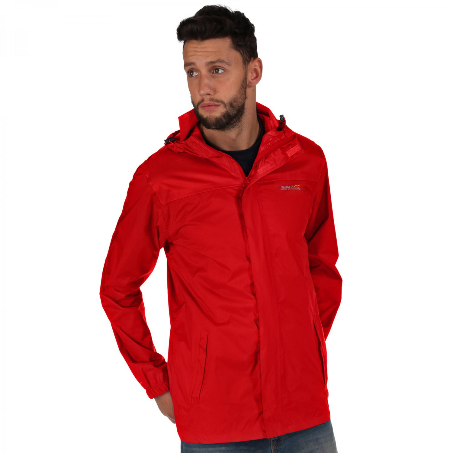 Mens Pack It Jacket II Pepper