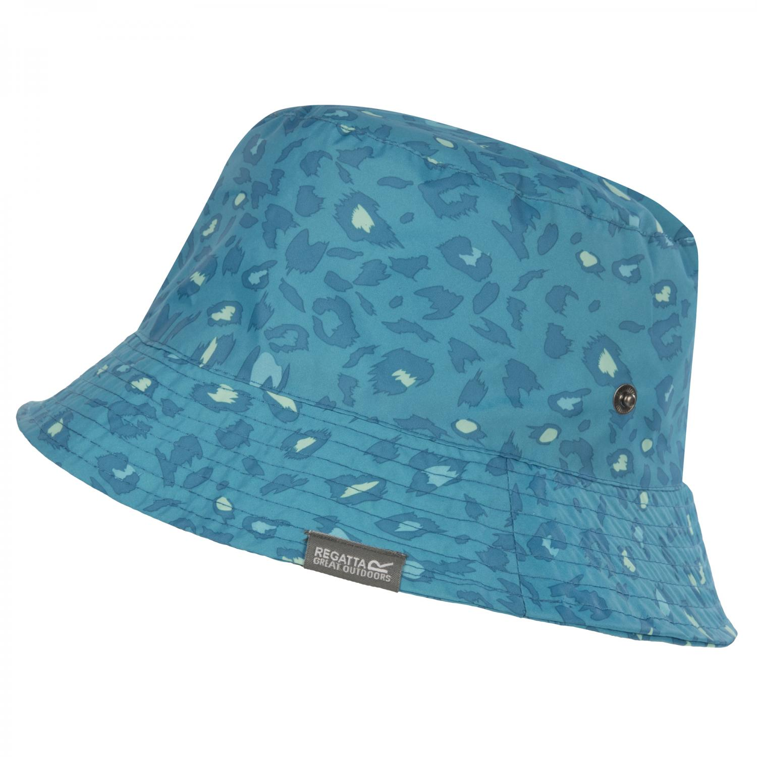 Pablo Hat Aqua Animal
