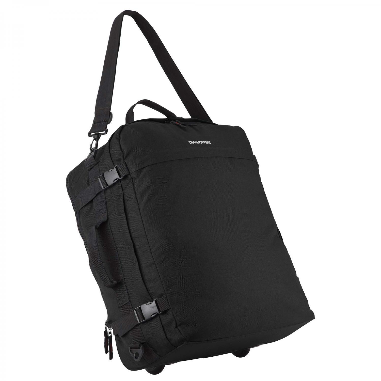 Worldwide 40L Cabin Luggage Black
