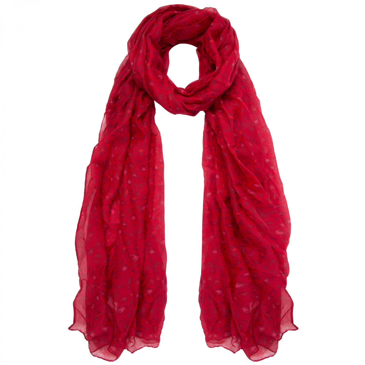 Peggie Scarf Coral Blush