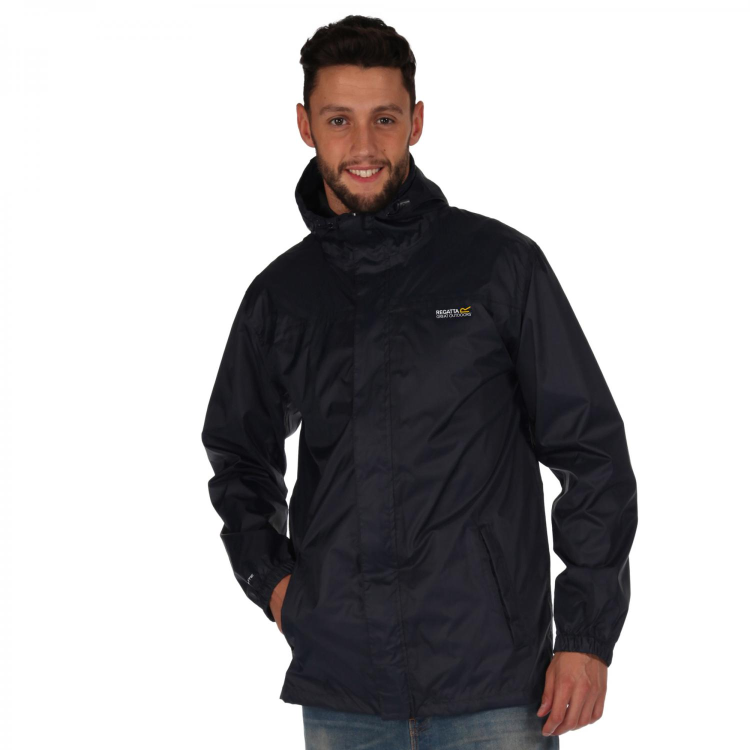 Mens Pack It Jacket II Navy