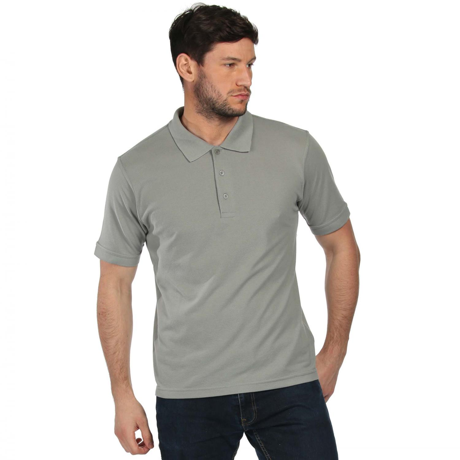Classic 65 35 Polo Shirt Dark Steel