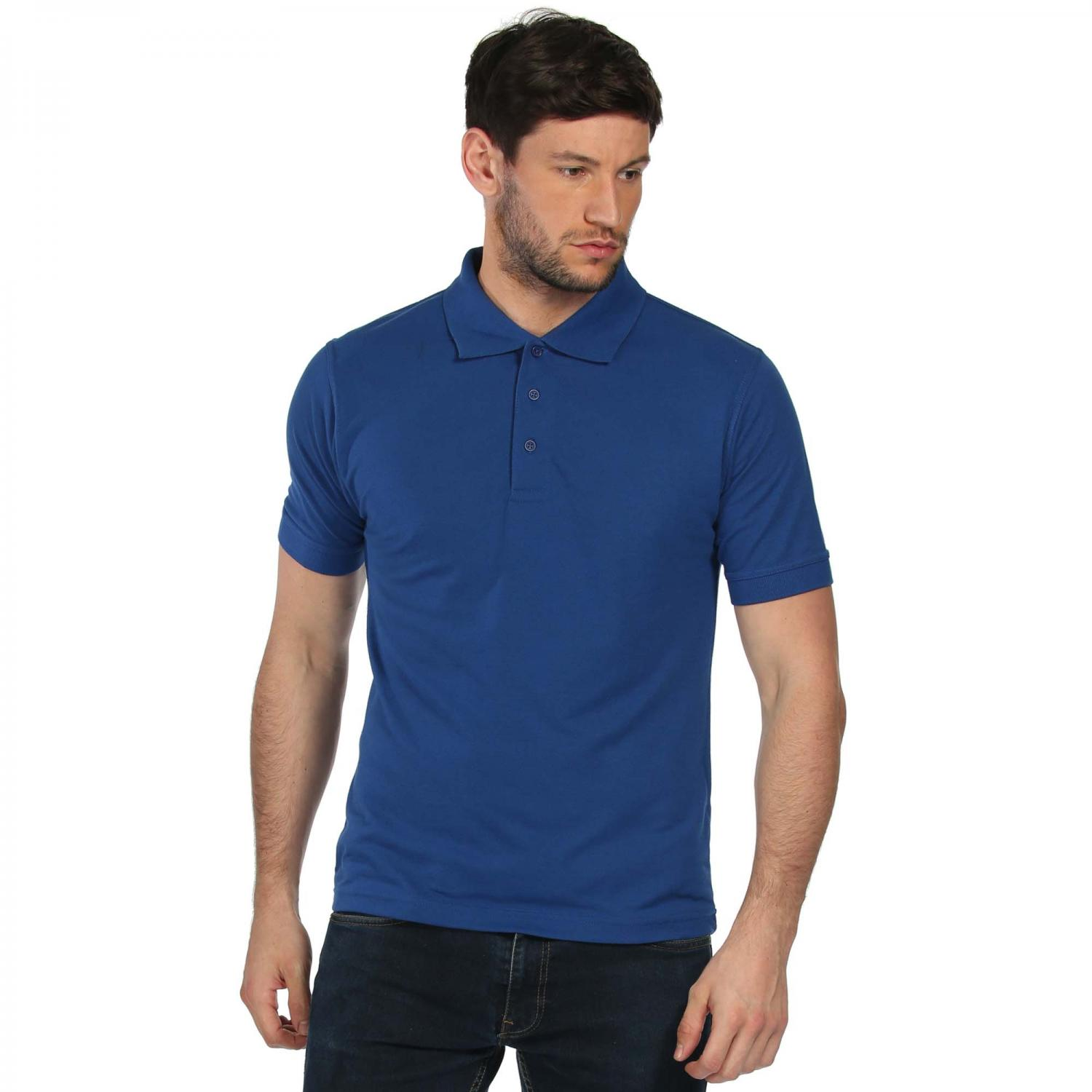 Classic 65 35 Polo Shirt Royal Blue