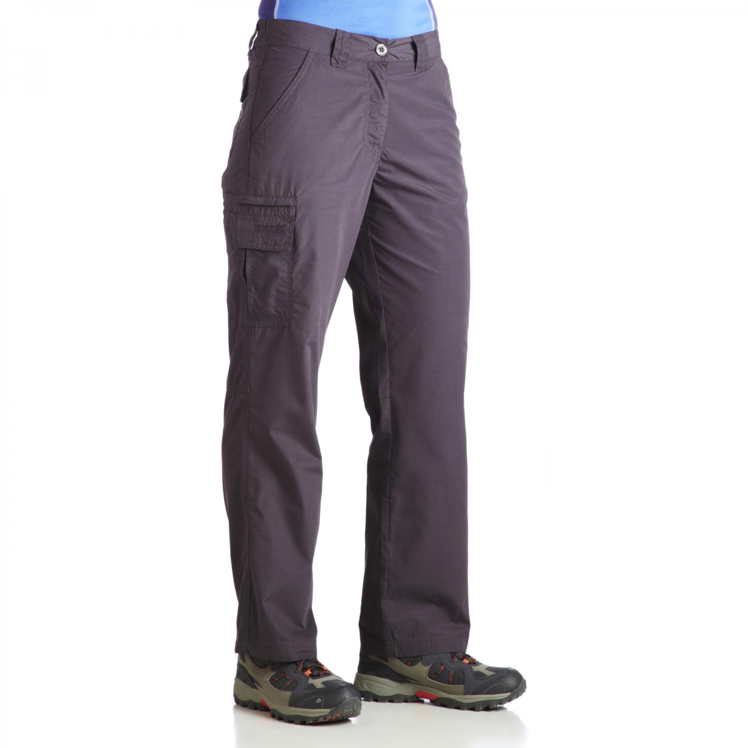 Womens Crossfell II Trousers Iron